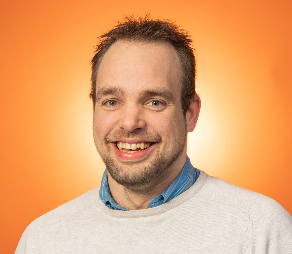 Foto van Mark van der Veen
