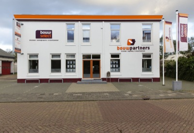 Pand Bouwpartners in Groningen